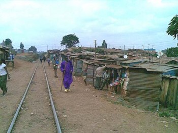 kibera railway